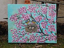 Obrazy - V hniezde lásky a blahobytu - 11511560_