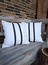 Úžitkový textil - Obliečka na vankúš Cottage Style I - 11511608_