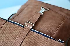 Batohy - RollTop ruksak Rolly (babyblue) - 11514826_