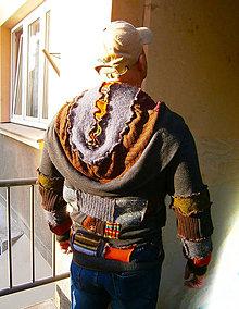 Oblečenie - leloš pánsky - sveter 17. - 11512602_
