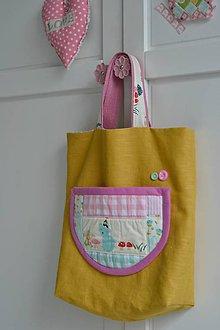 Nákupné tašky - nákupka - 11513416_