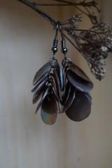 Náušnice - Náušnice perleťové dukátiky - 11514739_