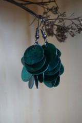 Náušnice - Náušnice perleťové dukátiky - 11514744_