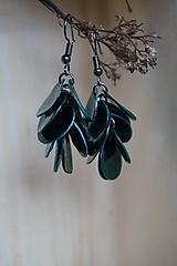 Náušnice - Náušnice perleťové dukátiky - 11514761_