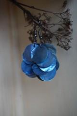 Náušnice - Náušnice perleťové dukátiky - 11514768_