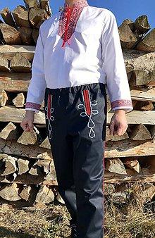 Oblečenie - Pánske krojové nohavice - 11513611_