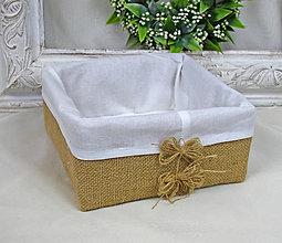 Košíky - Krabička - 11513681_