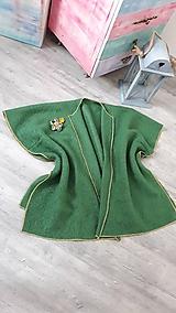 Kabáty - Kardigan pre milovníčku módy - 11518160_