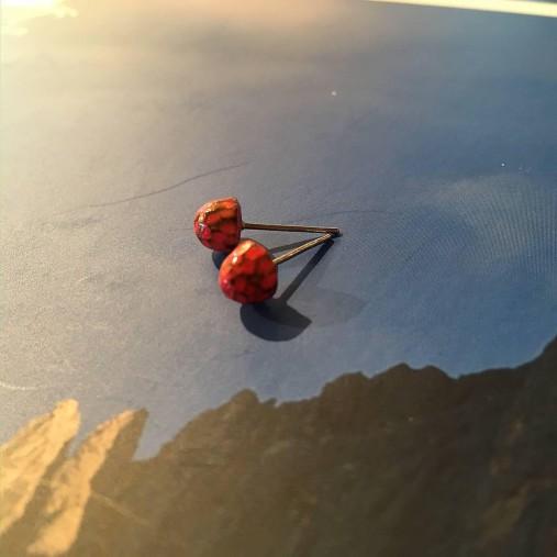 Červené drievka