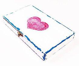 Krabičky - Šperkovnica - 11518638_