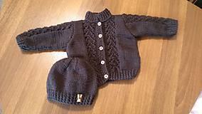 Detské oblečenie - Kojenecká souprava - 11516414_