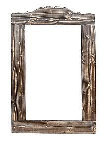 Zrkadlá - Zrkadlo - vyrezavané - 11519230_
