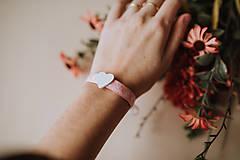 Pierka - Ružová romantika - 11521629_