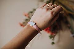 Pierka - Ružová romantika - 11521633_