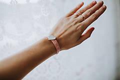 Pierka - Ružová romantika - 11521634_