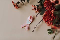 Pierka - Ružová romantika - 11521644_