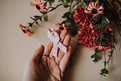 Pierka - Ružová romantika - 11521647_