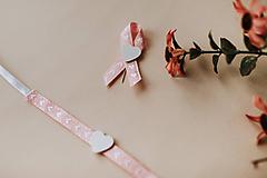 Pierka - Ružová romantika - 11521658_