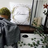 Úžitkový textil - Vankúš - Domov - 11520079_