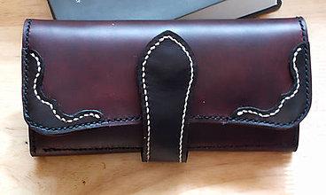 Peňaženky - Dámska peňaženka - 11522502_