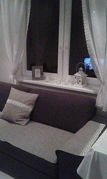 Úžitkový textil - Poťah na sedaciu časť + vankúš - 11523300_