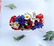Ozdoby do vlasov - Folklórna parta - 11526146_