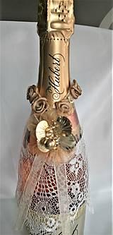 Iné doplnky - Stuhy na svadobné fľaše - 11525353_