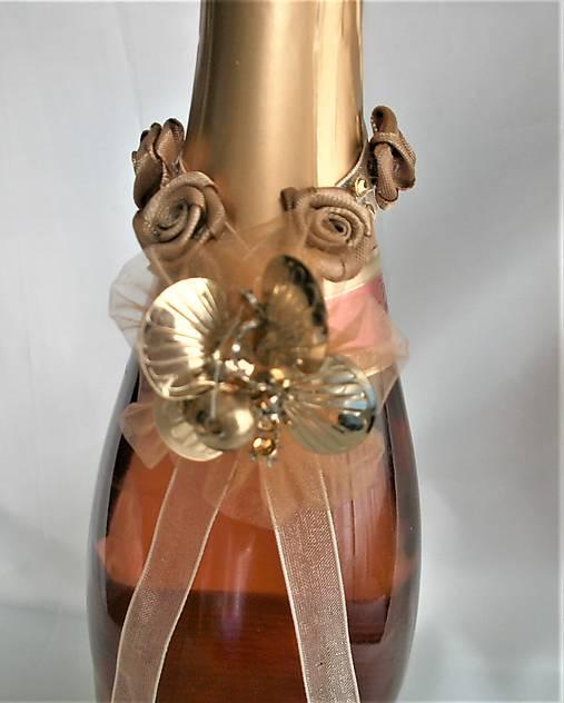 Stuhy na svadobné fľaše