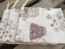 Úžitkový textil - vrecúško nostalgia - 11523687_