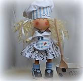 Bábiky - Master CHef - 11530842_