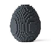 Dekorácie - Velkonoční vajce - Voxel - 11532256_