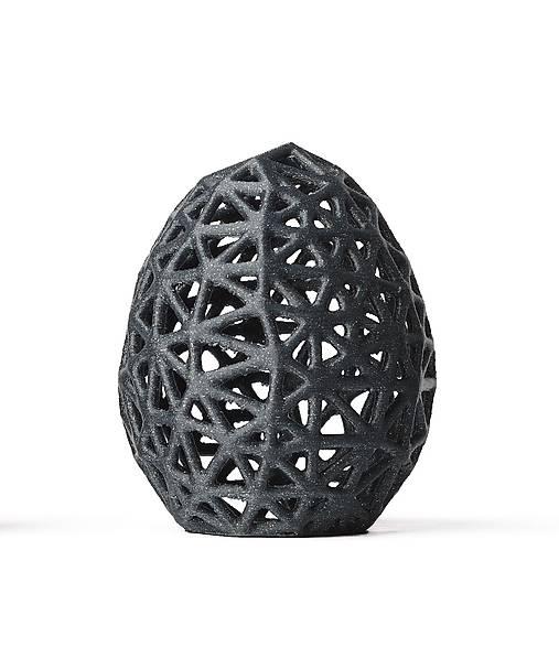 Velkonoční vajce - Voronoi