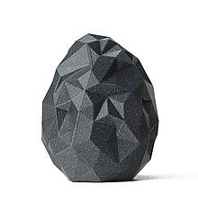Dekorácie - Velkonoční vajce - Low Poly Crushed - 11530949_