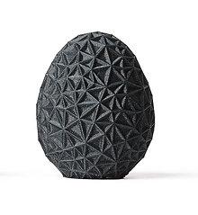Dekorácie - Velkonoční vajce - Polygon - 11533165_