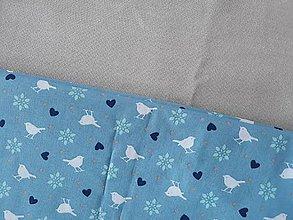 Textil - Balíček látok - výhodná cena - 11531395_