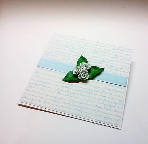 Pohľadnica ... si moja ruža II