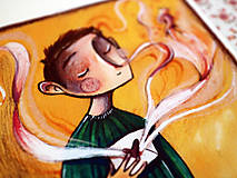 Kresby - Ty a ja/ obrázky - 11536689_