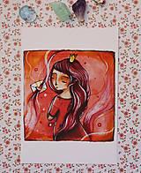 Kresby - Ty a ja/ obrázky - 11536690_