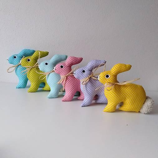 Dekorácie - Zajac väčší brat - 11535462_