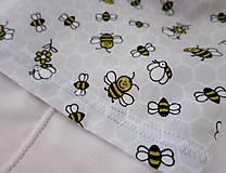Hračky - Maňuška včelár - na objednávku - 11537042_
