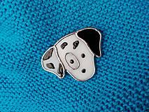 Odznaky/Brošne - Brošňa - dalmatínec - 11535968_