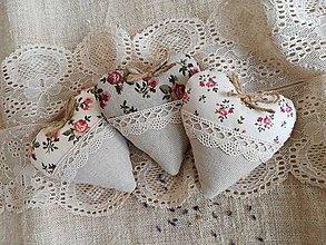 Darčeky pre svadobčanov - Svadobné srdiečka , mix ruží - 11540499_