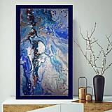 Obrazy - Strieborná lagúna - 11537976_