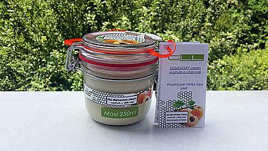 Drogéria - GLL Elementary krém marhuľa a včelí vosk (250ml) - 11539566_