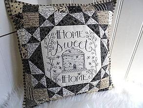 Úžitkový textil - Home ... vankúš No.2 - 11543832_