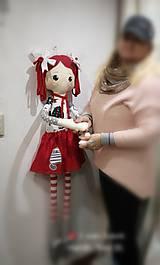 Bábiky - Valentínka Veľká I. - 11543510_