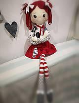Bábiky - Valentínka Veľká I. - 11543511_