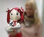 Bábiky - Valentínka Veľká I. - 11543515_