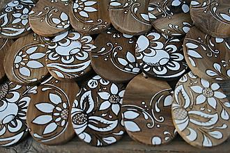 """Dekorácie - veľkonočná dekorácia na zavesenie """"folk"""" - 11543458_"""