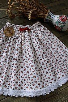 Detské oblečenie - Detská suknička - 11542930_